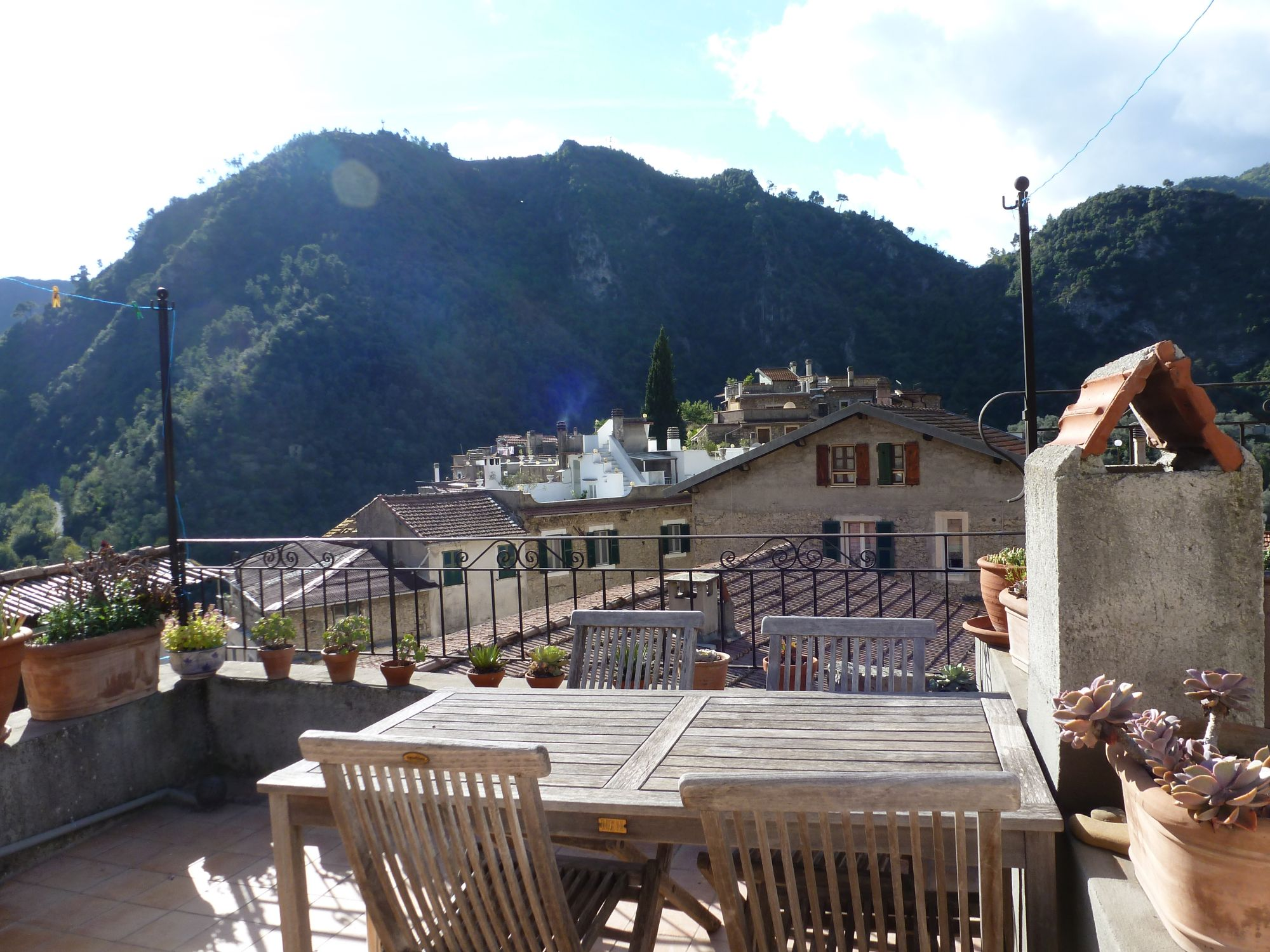Property For Sale In Airole Italy